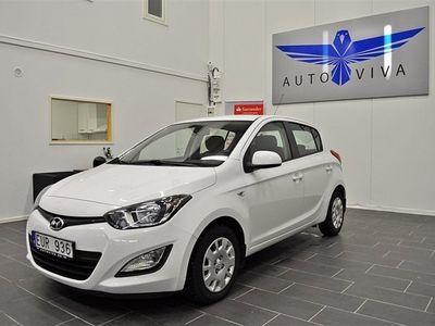 gebraucht Hyundai i20 1,2 / 5D / 85 HK / LÅGA MIL / SVENSKSÅLD