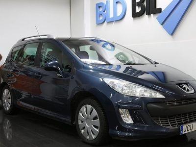 begagnad Peugeot 308 1.6 HDI PANORAMA ISOFIX 2009, Halvkombi 34 900 kr