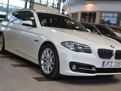 begagnad BMW 530 D XDrive Touring Automat/Drag