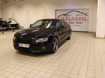 gebraucht Audi A5 2.0TFSI AUTO LÅGMiL SVENSK NYSERVAD
