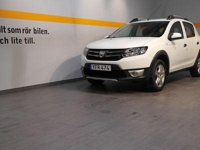 begagnad Dacia Sandero 0,9 90hk Stepway Prestige