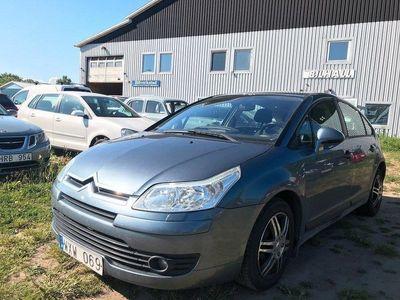 begagnad Citroën C4 1.6 109hk/Besiktigad