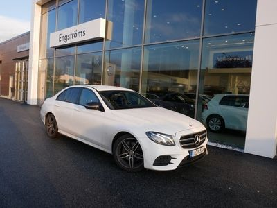 begagnad Mercedes E220 W213 (194hk) -17 AMG