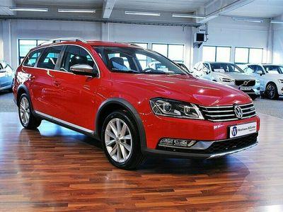 begagnad VW Passat Alltrack 2.0 TDI 4M *Värmare*Drag*