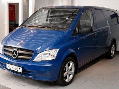 begagnad Mercedes Vito 113 CDI Automat.