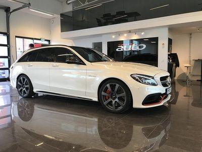 gebraucht Mercedes C63S AMG AMGT AMG Speedshift MCT -16