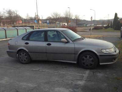 begagnad Saab 9-3 2.0 Turbo 2001