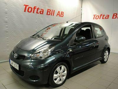 begagnad Toyota Aygo 68 Hk 10400 Mil