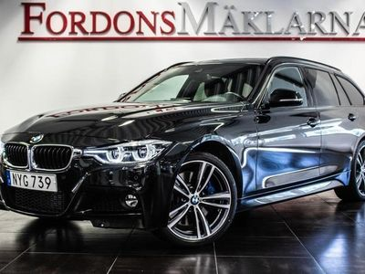 begagnad BMW 330 D X-DRIVE 258HK M-SPORT