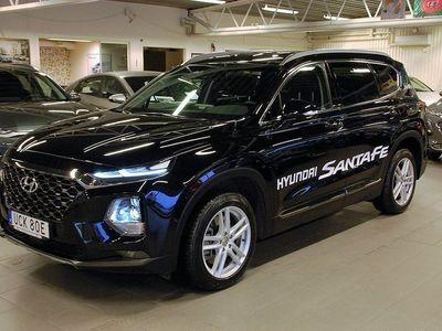 begagnad Hyundai Santa Fe 2.2 CRDi 200hk 4WD Automat Premium