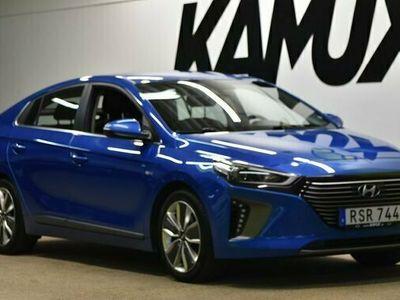 begagnad Hyundai Ioniq Hybrid 1.6 Aut Premium | Navi | Backkamera | S&V-Hjul | 2017, Sedan Pris 154 800 kr