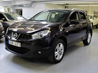 used Nissan Qashqai 2.0 141hk / TEKNA / AUTO / BOSE