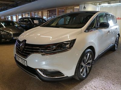 begagnad Renault Espace 1,6 Energy dCi 160 Zen EDC