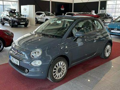begagnad Fiat 500 1.2 Lounge CAB