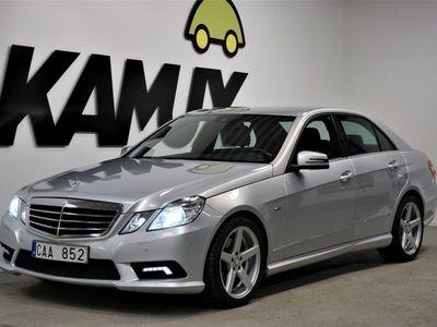 begagnad Mercedes E250 CDI W212 (204hk) AMG Paket