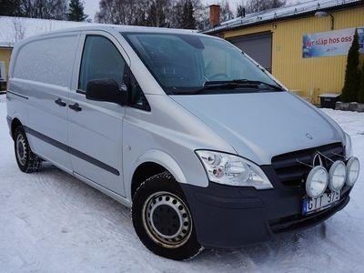 brugt Mercedes Vito 113 CDI 2.2 136hk