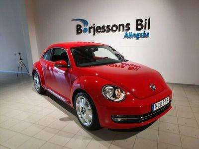 begagnad VW Beetle TSI 105 MAN