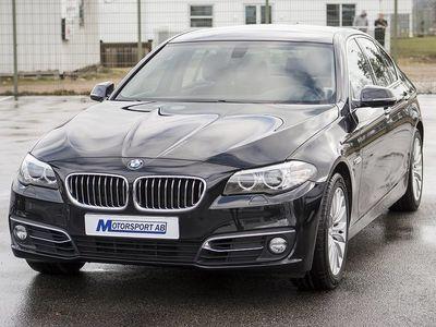 begagnad BMW 530 d xDrive Sedan Luxury-line 258hk -14