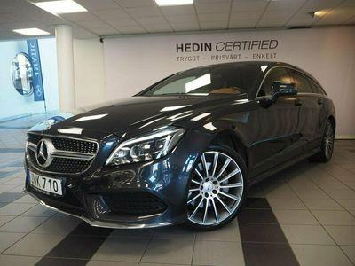begagnad Mercedes CLS350 - BenzD
