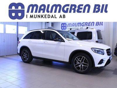 begagnad Mercedes GLC250 D 4MATIC