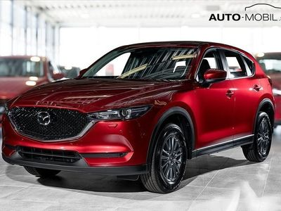 second-hand Mazda CX-5 AWD, Automat, 2.0 VisionPlus 165 hk