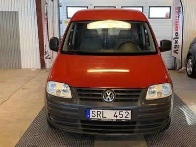 begagnad VW Caddy 2.0 EcoFuel 109hk