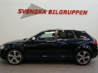 begagnad Audi A3 2.0 TFSI 5Dr Ambition S-Line Nav Aux Pdc