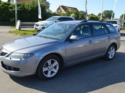second-hand Mazda 6 Wagon 2.0 Touring 147hk