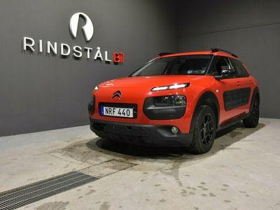 begagnad Citroën C4 Cactus 1.6 99 HK BlueHDi KAMREM BYTT EU6 S&V-DÄCK