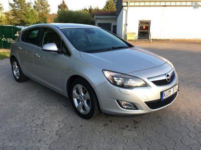 used Opel Astra 1.7 CDTI ecoFLEX Ny bes+serv+skatt -10