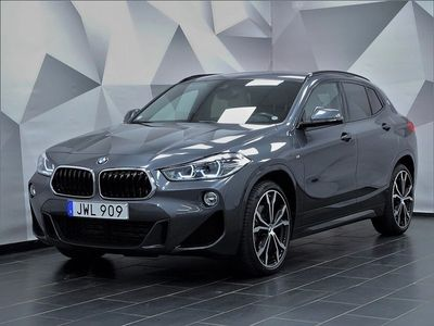 begagnad BMW X2 20d xDrive M Sport / Drag Navi Läder -18