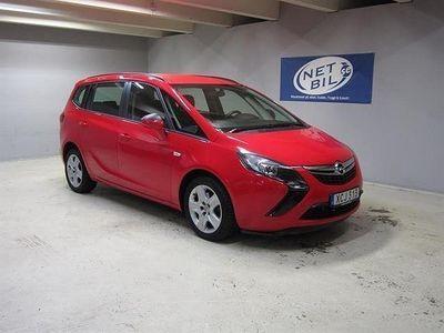 begagnad Opel Zafira Tourer 1.6 CNG ecoFLEX 150hk