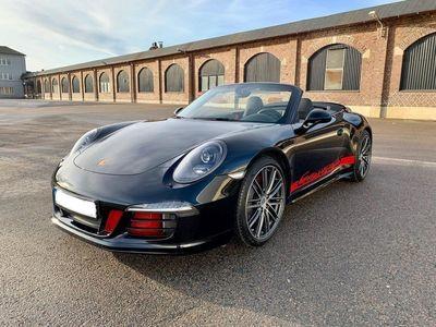 begagnad Porsche 911 Carrera 4S Cabriolet 911/991 PDK