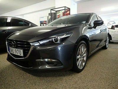 begagnad Mazda 3 2,2 DE 150 hk Optimum 5d