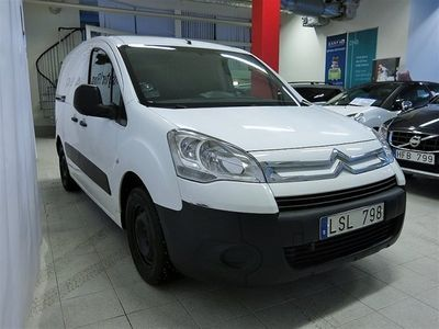 gebraucht Citroën Berlingo III 1,6 HDI Skåp | Drag | Mo -11