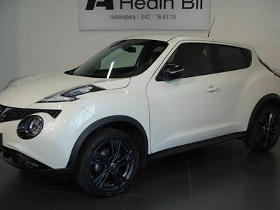 begagnad Nissan Juke DIG - T 115 6M / T N - CONNECTA COLOR P BLACK 18'