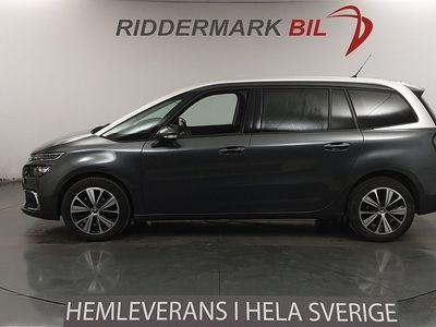 begagnad Citroën Grand C4 Picasso 1.2 Eu6 7-sits Navi