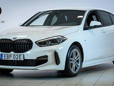 begagnad BMW 118 i M-Sport Automat PDC Sportstolar