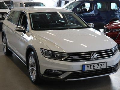 begagnad VW Passat Alltrack 190hk 4Motion