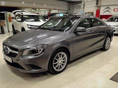 begagnad Mercedes CLA250 4MATIC 7G-DCT Exclusive