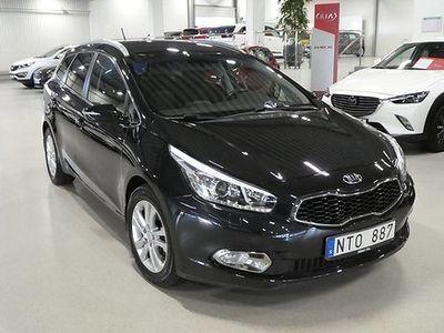 begagnad Kia cee'd 1.6 CRDi Komfort 2014, Halvkombi 99 900 kr