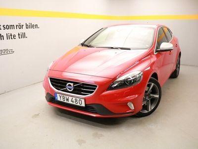 begagnad Volvo V40 D2 Your R-Design