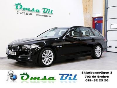 begagnad BMW 520 d xDrive Steptronic SKINN 190hk