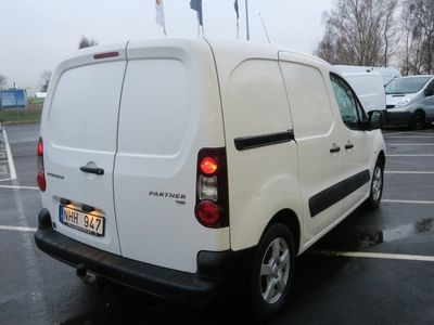 begagnad Peugeot Partner 1.6 HDi L1 90hk Automat -13