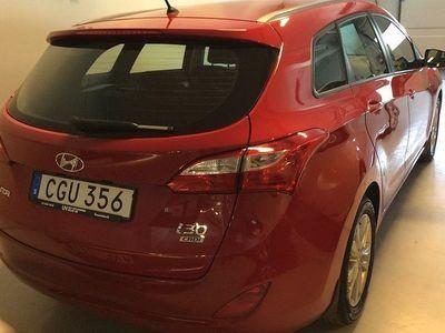 begagnad Hyundai i30 Kombi 1.6 CRDi/110 M6 Business -14