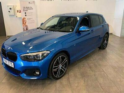 begagnad BMW 118 1 d xdrive - m-sport 2018, Kombi Pris 229 900 kr