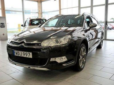 brugt Citroën C5 CrossTourer 2.2 HDi Automat 204hk