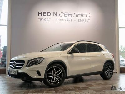 begagnad Mercedes GLA200 - Benz/ / DRAGKROK & NIGHTPACKAGE / /