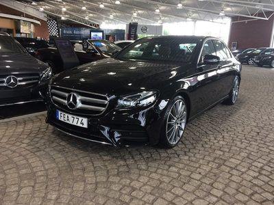 begagnad Mercedes E350 // AMG Line // DEMOBIL