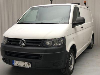 brugt VW Transporter T5 2.0 TDI 4MOTION (140hk)